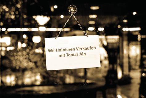 Verkaufstrainer Einzelhandel