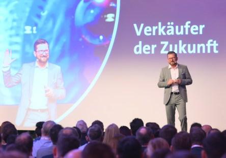Keynote Speaker Tobias Ain Vertrieb