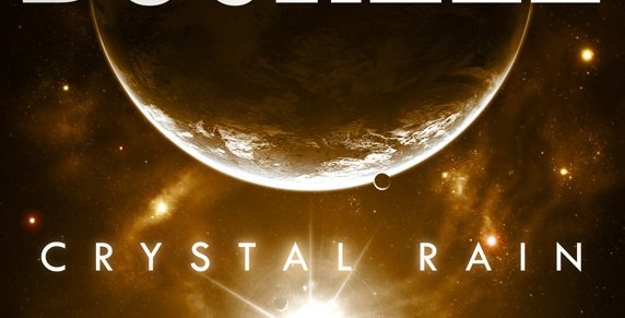 Crystal Rain Tor reissue cover