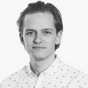 Tobias Hyldeborg portrait