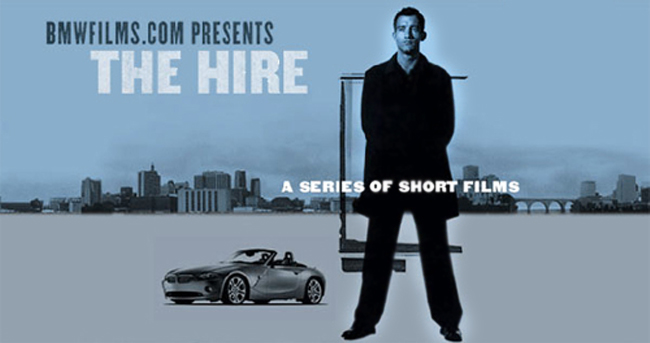 The Hire BMW