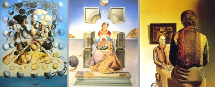 Dali Gala Paintings B