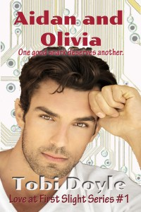Book Cover: Aidan and Olivia