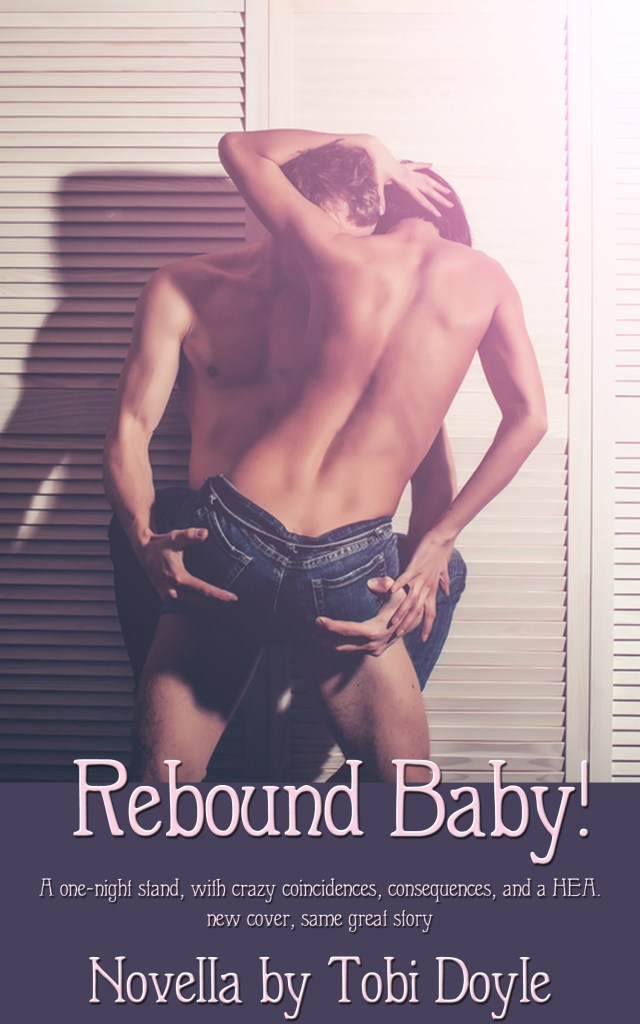 Book Cover: Rebound Baby