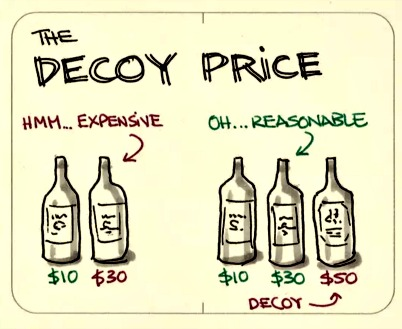 WINE DECOY