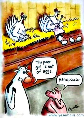 Henopause