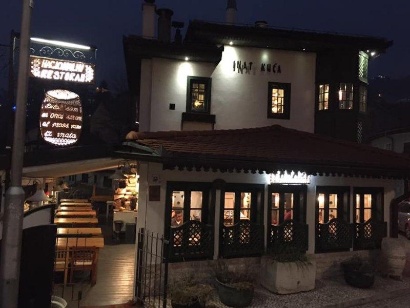 Sarajevo Spite House To Bosnia