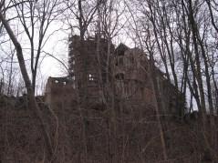 Jakubowice Murowane, zamek