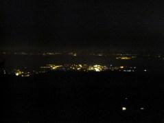 Jezioro Genewskie nocą
