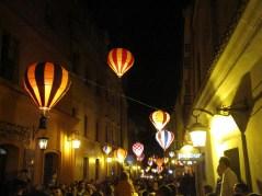 Balony Koziary - to chyba będzie symbol Nocy Kultury 2017.