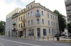 Miłe oku renowacje starych kamienic w Olsztynie