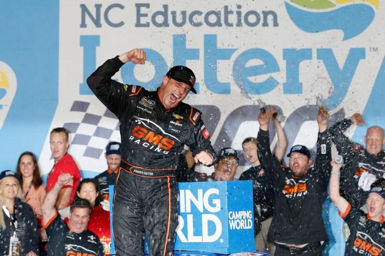 NASCAR Camping World Truck Series North Carolina Education Lottery 200