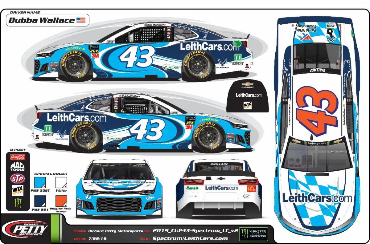 Richard Petty Motorsports >> Leithcars Com To Partner With Richard Petty Motorsports At