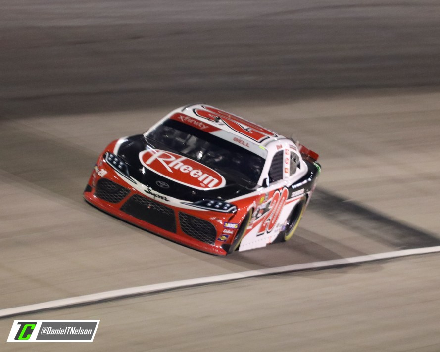 Christopher Bell cruises to a big lead and another win at Texas. Photo Credit: Daniel Nelson/TobyChristie.com