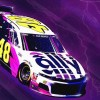"Noah ""Lefty"" Sweet, Ally Racing partner for special on-track scheme for Jimmie Johnson"