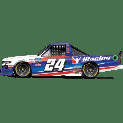 Chase Elliott's No. 24 iRacing Silverado (PC : Dick Claveloux)