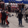 Video: Gray Gaulding and Joe Graf Jr. End Up on The Ground After Post-Race Scuffle at Martinsville