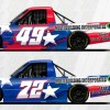 CMI Motorsports Fielding Three Trucks at COTA, Atwell, Gross, LeComte Scheduled for Series Debuts