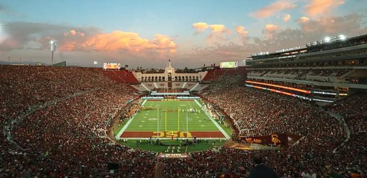 2022 NASCAR Clash Los Angeles Memorial Coliseum