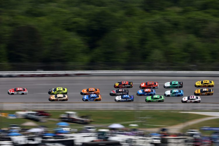 NASCAR Talladega Postponed