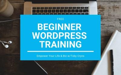 Free WordPress Classes in Minneapolis