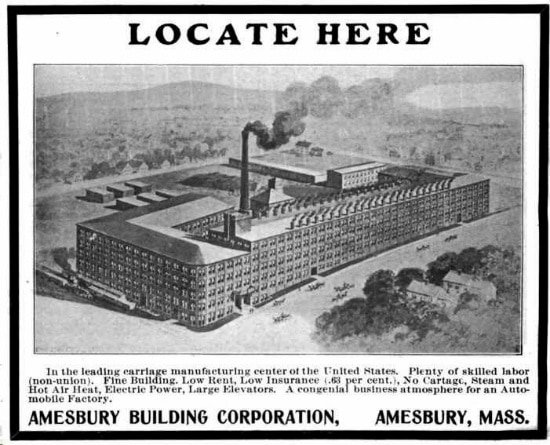 Amesbury, Toby Elwin, carriage town, industry, most difficult, blog