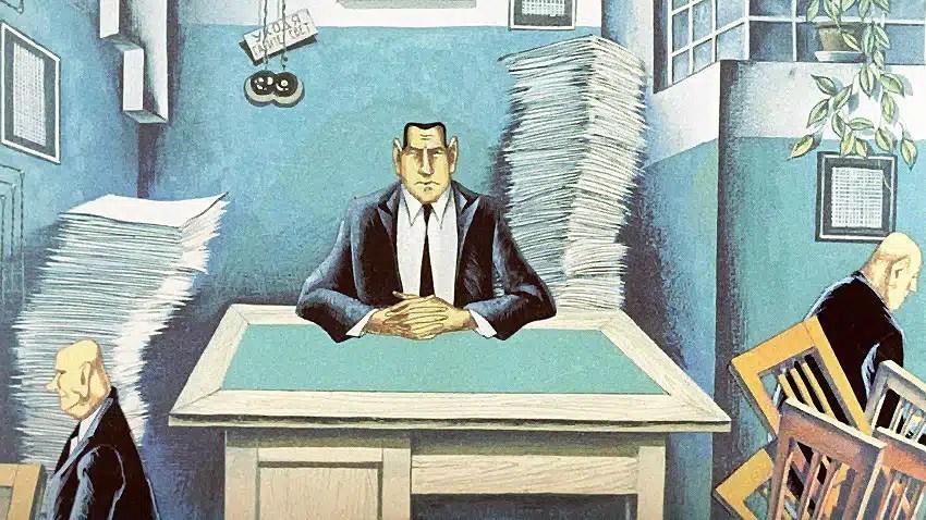 bureaucrat, bureaucracy revisited