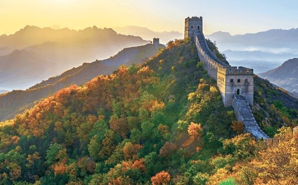 great wall of china, done versus accomplished, Toby Elwin, blog