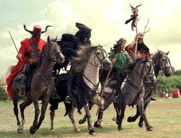 Four Horsemen, Apocalypse, Toby Elwin, community persona, person, marketing