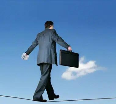 judging, risk, Toby Elwin, blog