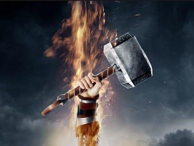 thor's hammer, 2013, top post, Toby Elwin, blog