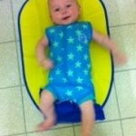 Top tips for baby swimming