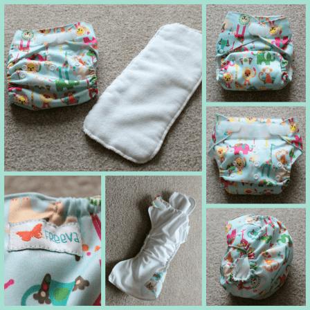 Freeva cloth nappy
