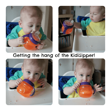 KidiSipper Tubby (Weaning)