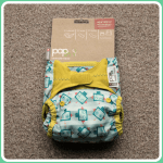 Review: Close Pop-in reusable nappy
