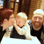 Me & Mine: A Family Portrait (March 2014)