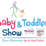 Giveaway: Win tickets to the Baby & Toddler Show at Bluewater [ENDED]