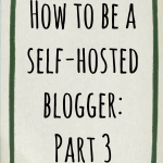 Going self-hosted // A guide to WordPress plugins for the newly self-hosted