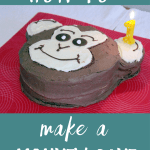 How to make a monkey cake