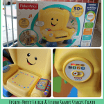 Review: Fisher-Price Smart Stages Chair