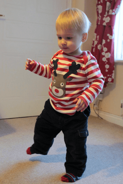 Frugi top and trousers