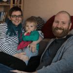 Me & Mine: A Family Portrait (March 2015)