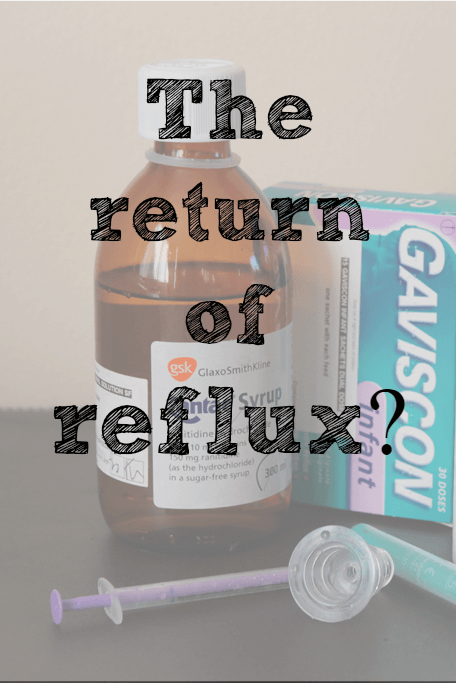 return of reflux