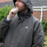 Review: Trespass Edwin men's waterproof jacket