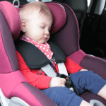 The car seat dilemma // Is it the end of extended rear-facing for Toby?