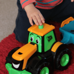 Review: My First JCB Farm Fun Tractor Tim