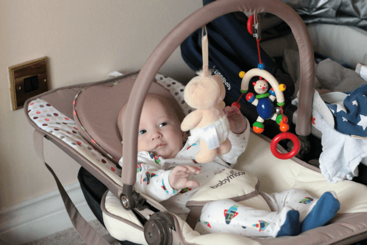 grabbing toys