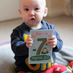 Gabriel is seven months old