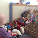 Is seven months too young for nursery?