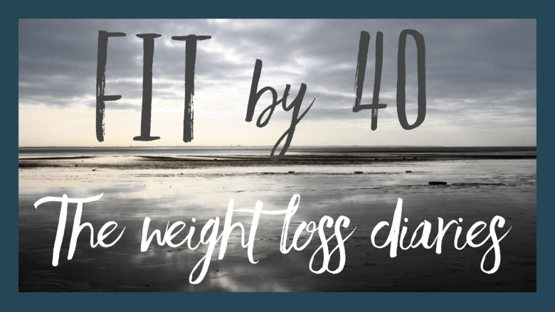 Fit by 40 weight loss diaries